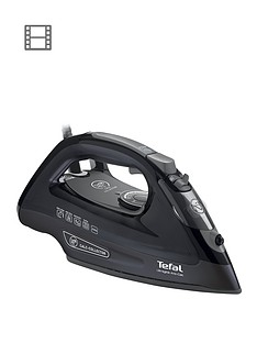 tefal-fv2660-ultraglide-anti-scale-steam-iron-2400w-black