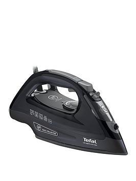Tefal Fv2660 Ultraglide Anti-Scale Steam Iron, 2400W - Black