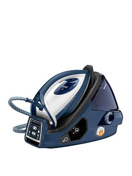 Tefal Gv9071 Pro Express Care Anti-Scale High Pressure Steam Generator, 2400W - Black And Blue