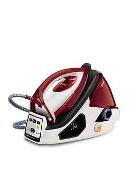 Tefal Gv9061 Pro Express Care Anti Scale High Pressure Steam Generator, 2200W - White And Red