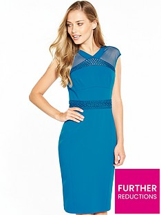 karen-millen-tapework-insert-dress-collection