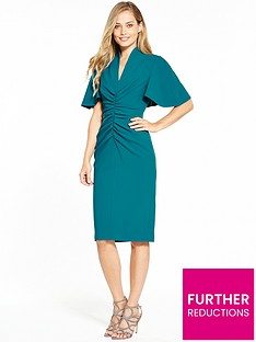 karen-millen-tailored-pencil-dress