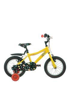 Raleigh Atom Kids Mountain Bike 14 inch Wheel