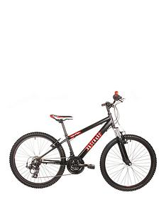 Raleigh Abstrakt Kids Mountain Bike 24 inch Wheel