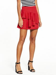v-by-very-frill-ponte-skirt