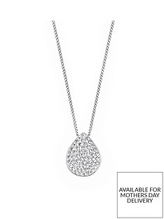 evoke-sterling-silver-amp-swarovski-elements-tear-drop-pendant