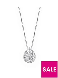 evoke-sterling-silver-amp-swarovski-elements-tear-drop-pendant