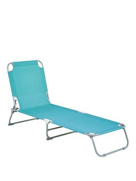 brighton-sunlounger-turquoise