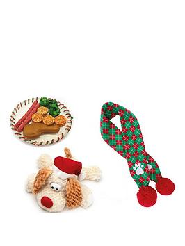 petface-rawhide-christmas-dinner-bundle--medium-dog