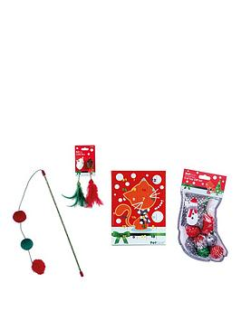 petface-christmas-cat-festive-treats-bundle