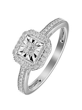 love-diamond-sterling-silver-16-points-white-diamond-illusion-plate-cushion-ring