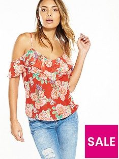 v-by-very-cold-shoulder-printed-cami