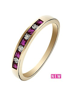 love-gem-9ct-yellow-gold-ruby-and-diamond-set-eternity-ring
