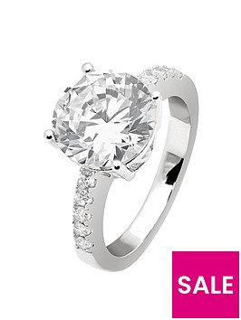the-love-silver-collection-sterling-silver-cubic-zironica-ring