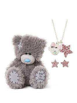 me-to-you-me-to-you-tatty-teddy-bear-silver-plated-earrings-necklace-bracelet-amp-plush-tatty-teddy-in-gift-box