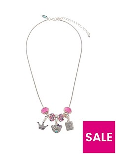me-to-you-me-to-you-tatty-teddy-silver-plated-princess-beaded-charm-necklace