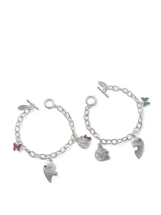 Jewellery & Watches Lower Price with Me To You Tatty Teddy Earrings Earrings