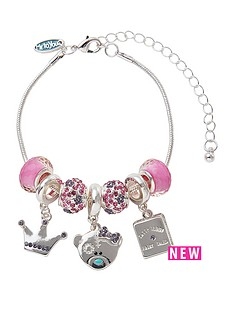 me-to-you-tatty-teddy-silver-plate-princess-beaded-bracelet