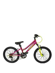 Muddyfox Quest Hardtail Girls Mountain Bike 20 inch Wheel