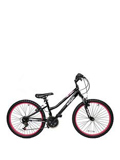 Muddyfox Sakura Hardtail Girls Mountain Bike 24 inch Wheel