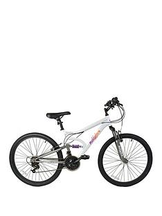 Muddyfox Inspire Dual Suspension Ladies Mountain Bike 16 inch Frame