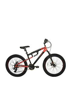 Muddyfox Dakota Dual Suspension Ladies Mountain Bike 16 inch Frame