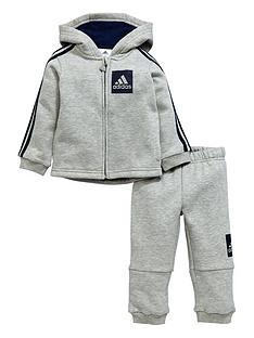 adidas-baby-boy-3s-fz-fleece-hooded-suit