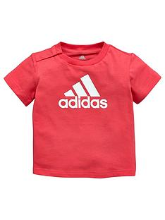 adidas-baby-girl-favourite-logo-tee