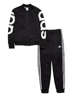 adidas-older-girl-poly-logo-tracksuit