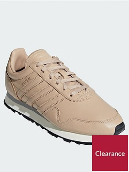 adidas-originals-haven-leathernbsptrainersnbsp--stone