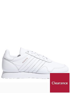 adidas-originals-haven-leather-whitenbsp