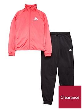 adidas-girls-entry-polyesternbsptracksuit