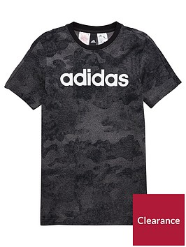 adidas-older-boy-camo-linear-tee