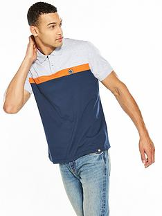 pretty-green-frequency-short-sleeve-polo