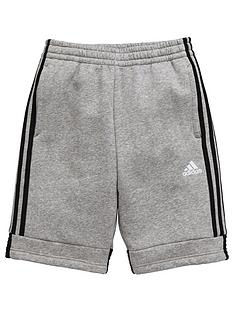 adidas-older-boy-sid-fleece-short