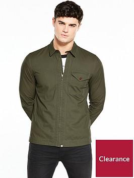 pretty-green-caroline-zip-shirt