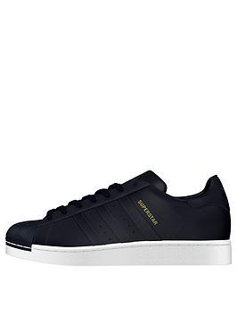 adidas-originals-superstar-trainers-navy