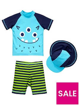 mini-v-by-very-3-piece-boys-monster-face-sunsafe-set