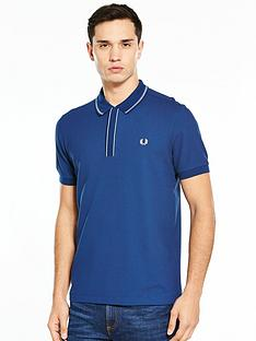 fred-perry-tipped-placket-pique-polo