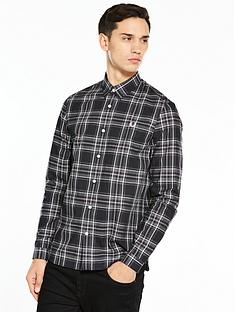 fred-perry-regimental-tartan-shirt