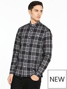 fred-perry-regimental-tartan-shirt
