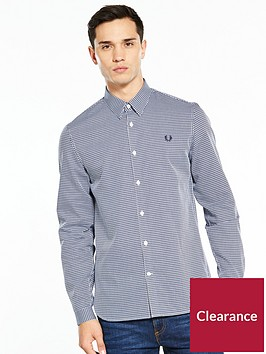 fred-perry-woven-pattern-shirt