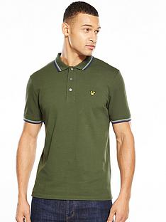 lyle-scott-lyle-amp-scott-tipped-polo-shirt