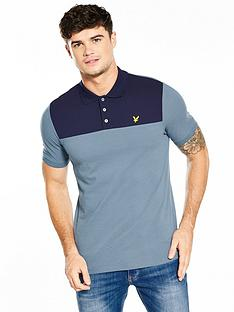 lyle-scott-lyle-amp-scott-yoke-polo-shirt