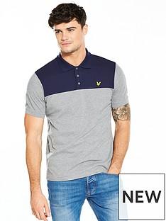 lyle-scott-lyle-amp-scott-yoke-polo-shirt