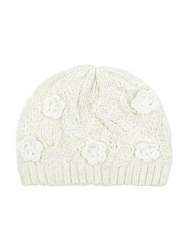 monsoon-baby-daisy-knitted-beanie
