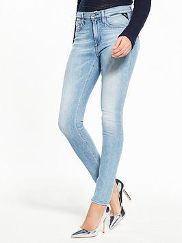 Replay Elaeber Skinny Bum Lift Jean