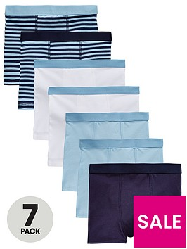 mini-v-by-very-boys-7-pack-stripe-trunks