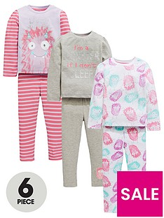 mini-v-by-very-girls-3-pack-monster-pyjamas