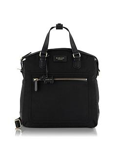 radley-spring-park-medium-domed-backpack